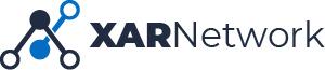 Xar Network official logo collapsed full colour